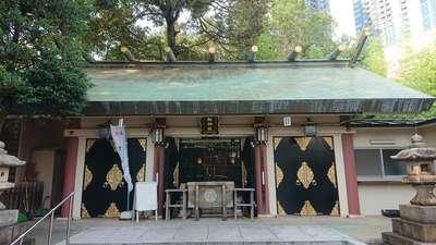 貴船神社(東京都)