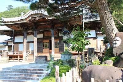静岡県修禅寺の本殿