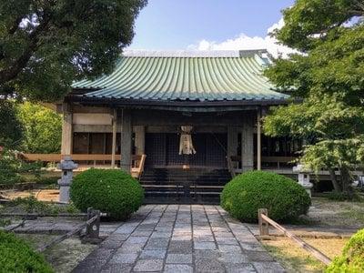 法住寺の本殿