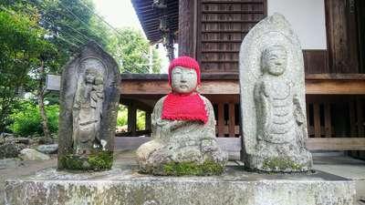 観音寺の地蔵