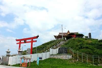 蕪嶋神社の建物その他