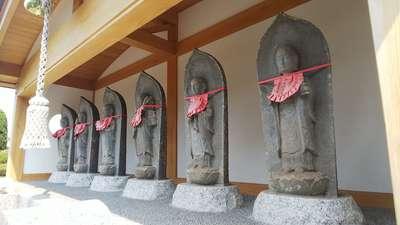 廣渡寺の地蔵