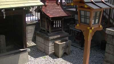 杉山神社の末社