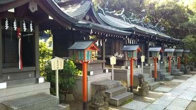 千葉神社の末社