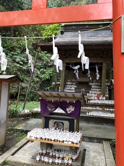 佐助稲荷神社の本殿