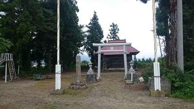 三島神社(福島県)