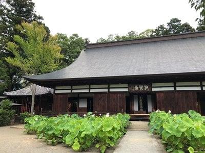 山梨県放光寺の写真