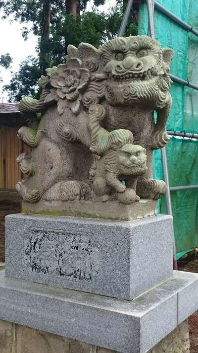 津島神社(福島県)