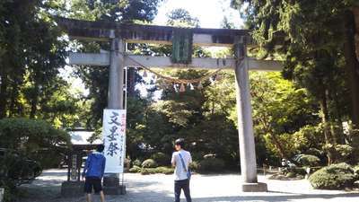 駒形神社(岩手県)
