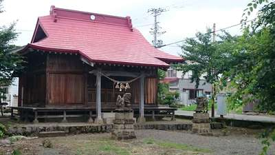 二荒山神社(福島県)
