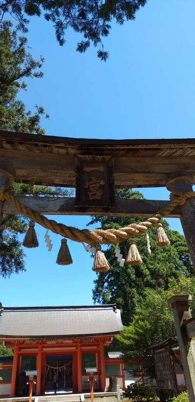 出石神社(兵庫県)