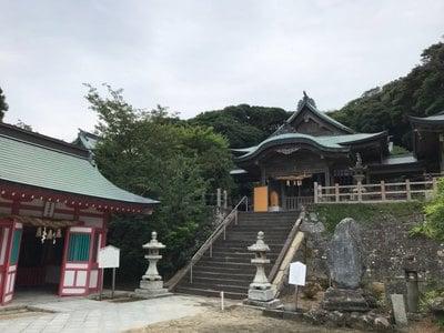 佐賀県田島神社の写真