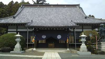 茨城県宝金剛院の写真