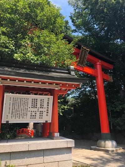 馬橋稲荷神社(東京都)