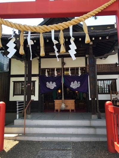 猿田彦神社(東京都)