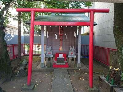 堰神社(神奈川県)