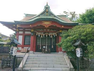 熊野神社(神奈川県)
