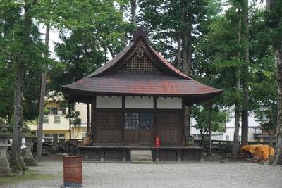 岐阜県飛騨天満宮の写真