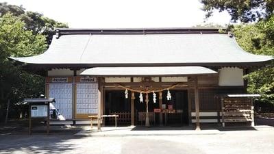 静岡県白羽神社の写真