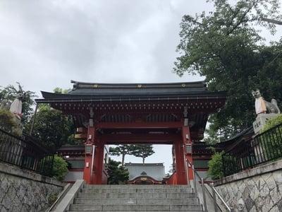 東伏見稲荷神社(東京都)