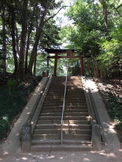 氷川女体神社の建物その他