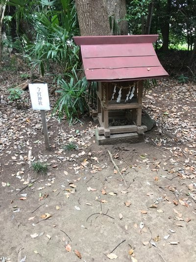 氷川女体神社の末社