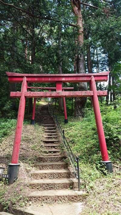 浅間神社(山梨県)