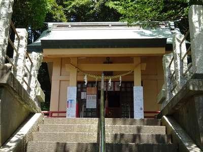 白山神社(神奈川県)