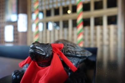 総持寺の狛犬