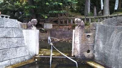 武内神社の建物その他
