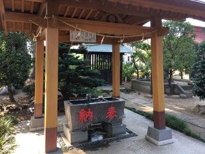 埼玉県足立神社の写真
