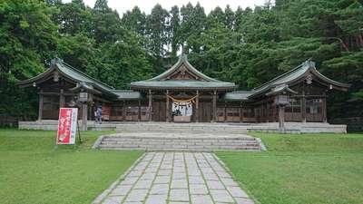 函館護国神社(北海道)