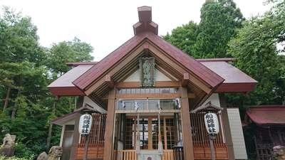 船魂神社(北海道)