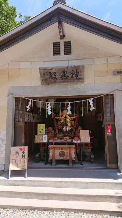 湯倉神社のお祭り