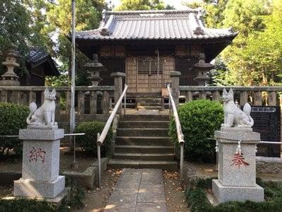 埼玉県稲荷神社の写真