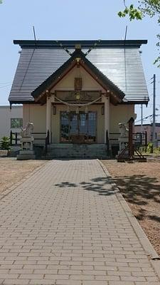 三里塚神社(北海道)