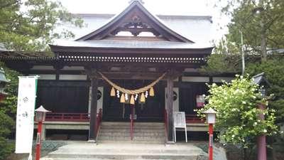 軽米八幡宮(岩手県)