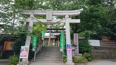 鳩ヶ谷氷川神社(埼玉県)