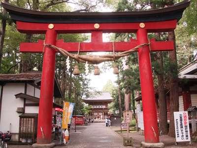 伊佐須美神社(福島県)