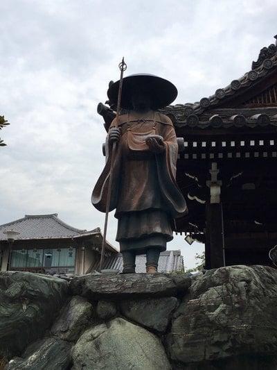 長栄寺の像