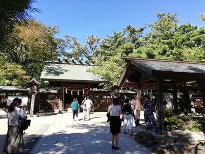 意富比神社の建物その他