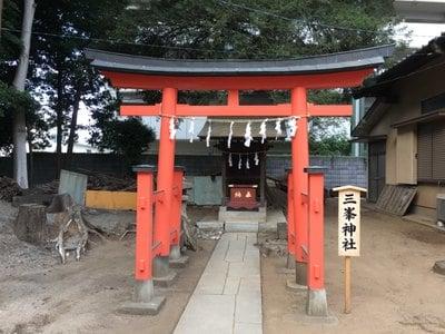 加茂神社の鳥居