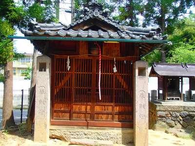 幣川神社の末社