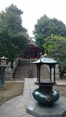 待乳山聖天(本龍院)(東京都)