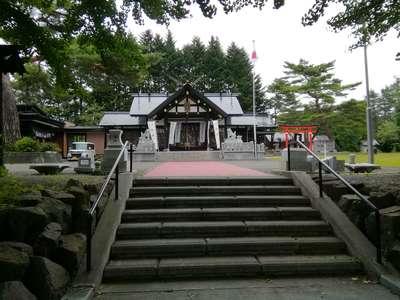 厚真神社の建物その他
