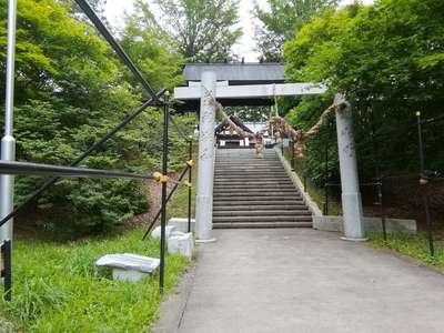 厚真神社(北海道)