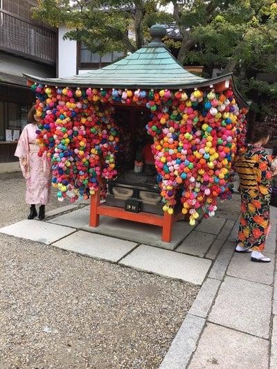 金剛寺(八坂庚申堂)の末社