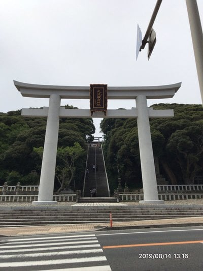 大洗磯前神社(茨城県)