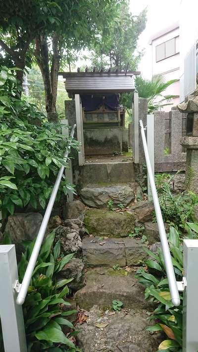 新宮坂神社(愛知県)