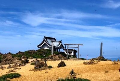 刈田嶺神社(奥宮)(宮城県)